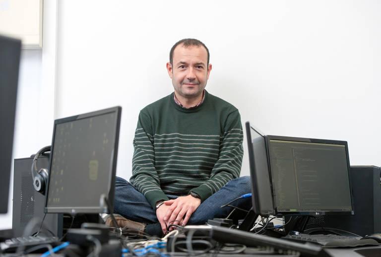 Juan Carlos Trujillo, mejor investigador informático 2019
