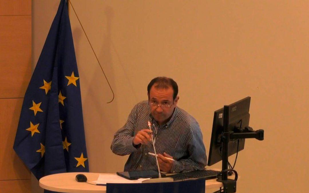 Juan Carlos Trujillo, en la red de Investigadores europeos en IA