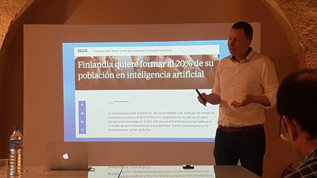 El reto de la Inteligencia Artificial para Europa