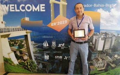 Juan C. Trujillo, premio ER Fellow 2019