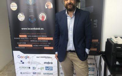 Santiago Colomo, nuevo miembro de Lucentia Lab