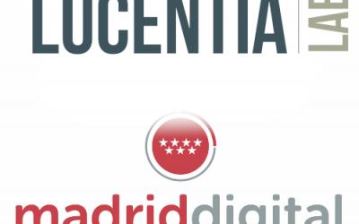 Lucentia LAB entre las 10 mejor puntuada por la Comunidad de Madrid